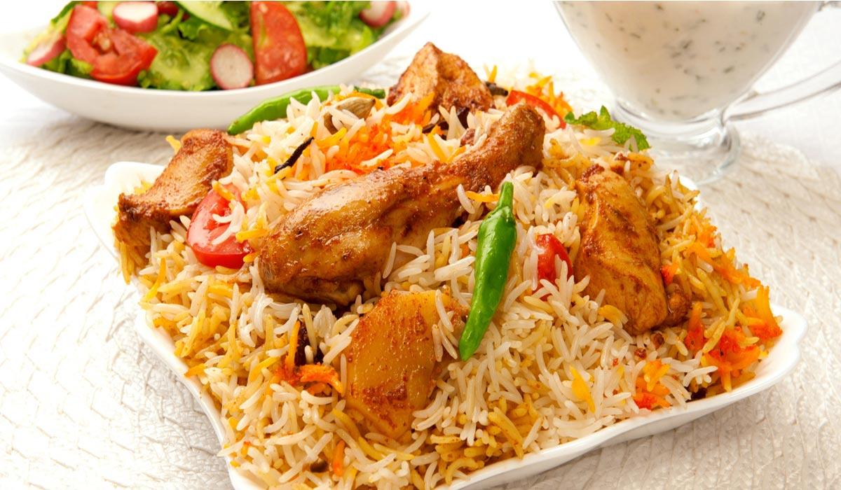 Chicken Biryani Urdu Recipes- screenshot