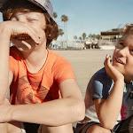 Kids summer beachwear