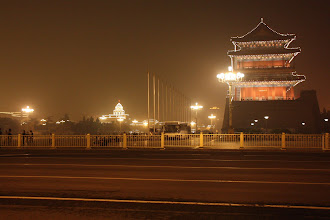 Photo: Day 189 - Zhengyang Gate  in Tiananmen Square