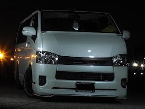 ハイエースバン TRH200V のカスタム事例画像 たつきさんの2020年10月03日06:33の投稿