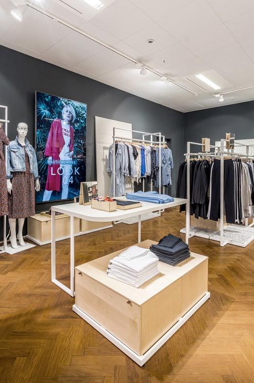 Thiết kế shop thời trang - thiết kế cửa hàng quần áo Hà Nội