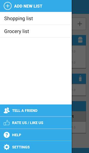 AddIt - Shared Shopping List