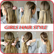 2018 Girls Hair Style- Step By Step