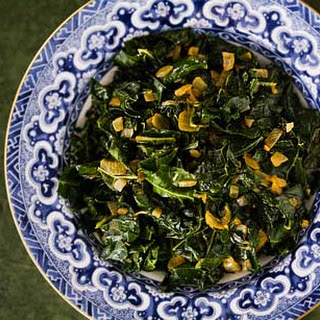 Sautéed Kale with Smoked Paprika