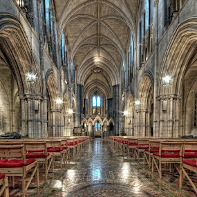 Christ church cathedral by Paul Holmes - Buildings & Architecture Public & Historical ( ireland )