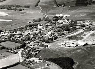 Photo: Rødding Skole - indviet 1976