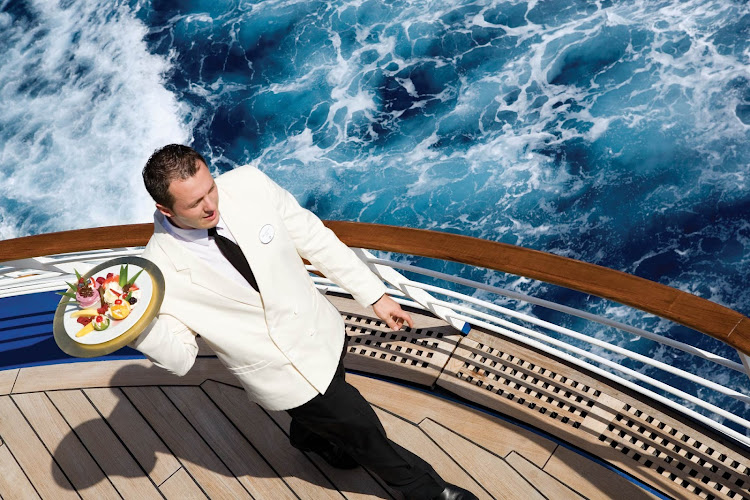 Butler service: A blissful perk on high-end cruises - Cruiseable