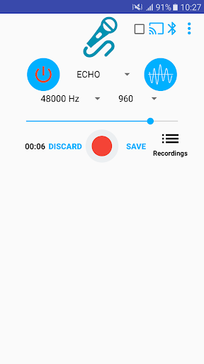 Microphone Pro (No delay) 2.0.29 screenshots 2