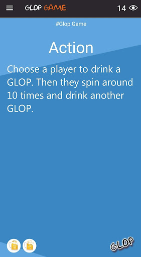 Drinking Card Game - Glop android2mod screenshots 7