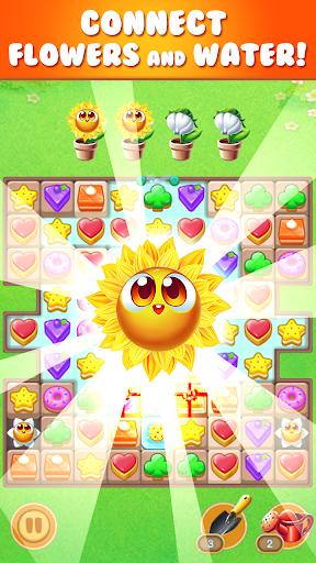 cookie sunflower : match 3 puzzle 1.3.4 screenshots 1
