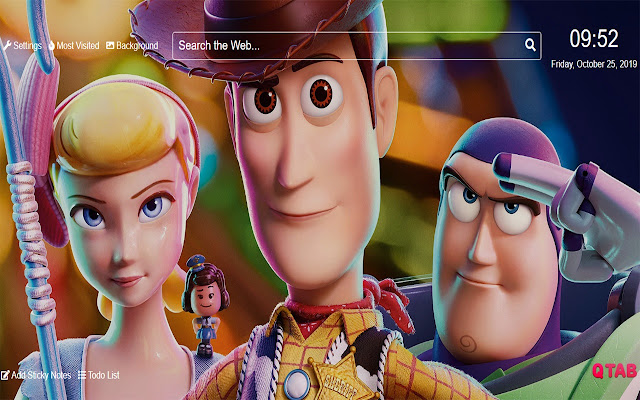 Toy Story Wallpapers Hd Theme