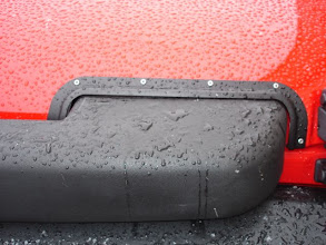 Photo: some hood detail that AEV puts into every part