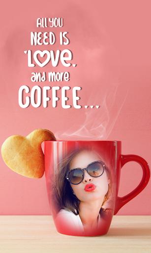 Coffee Mug Photo Frames 1.0.7 screenshots 2