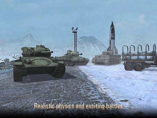 Grand Tanks: Best Tank Games 3.03.6 screenshots 10