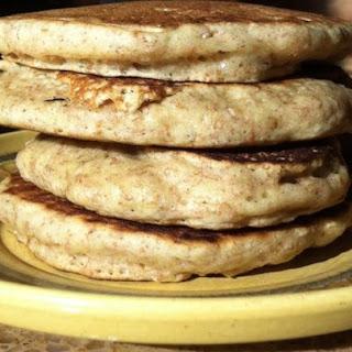 Soy Milk Pancakes.