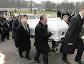 Photoreportage : les funérailles de Junior