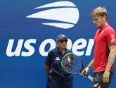 David Goffin na vier sets uitgeschakeld door Shapovalov in achtste finales US Open