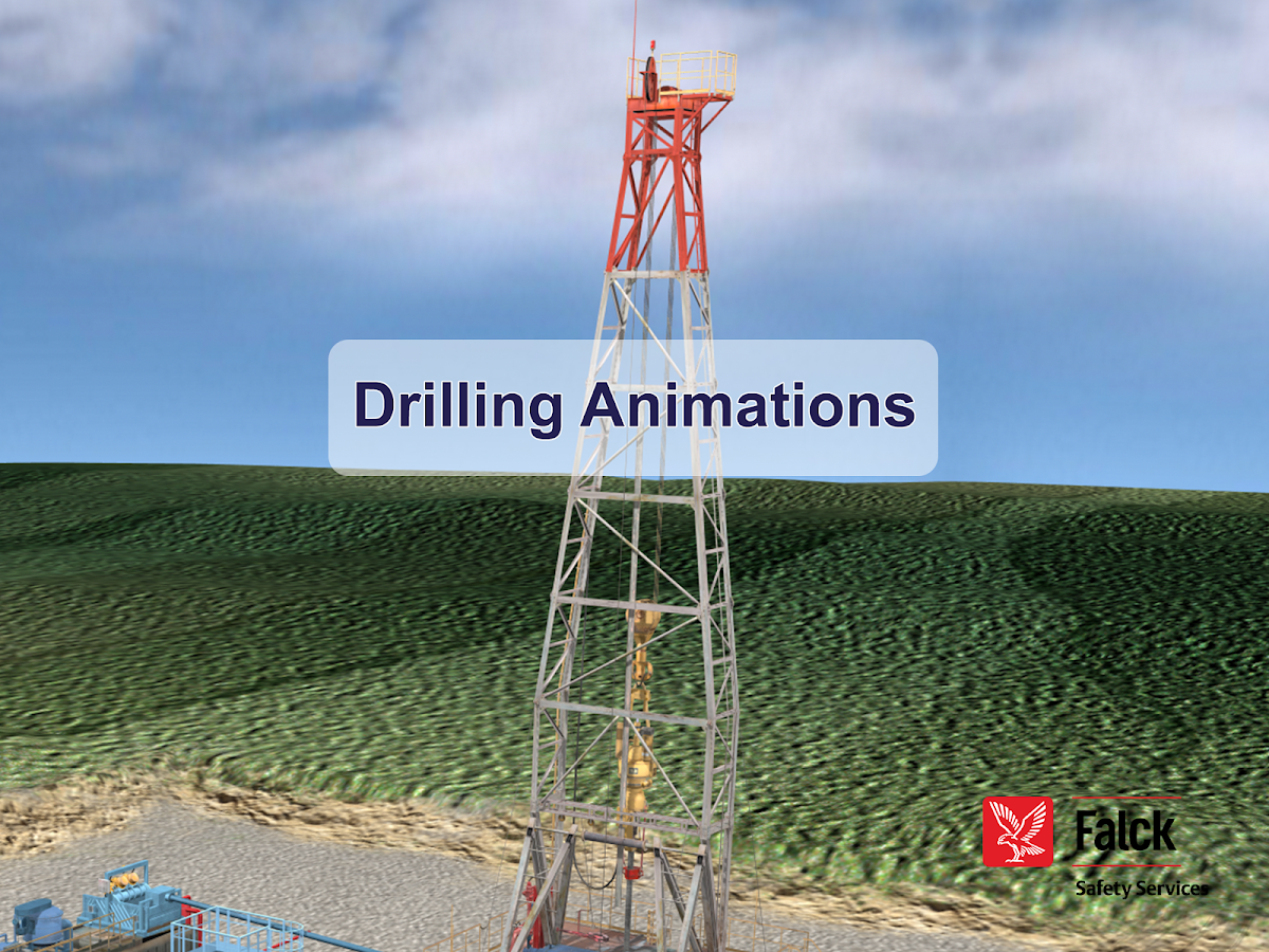 Drilling Animations- screenshot