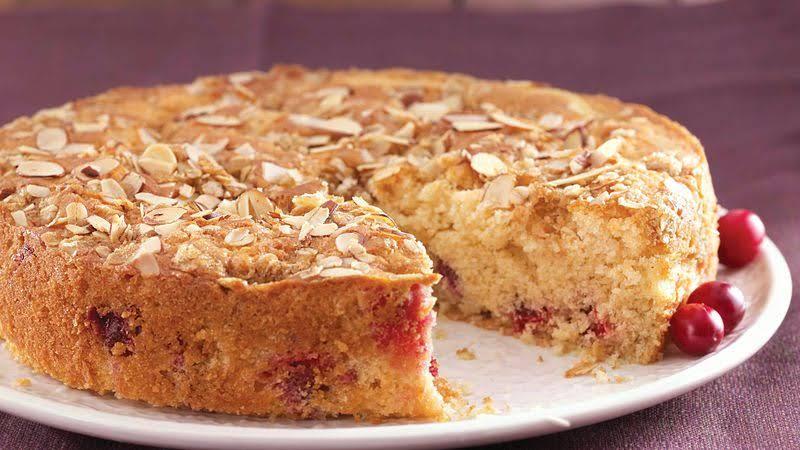 Almond Joy Coffee Cake