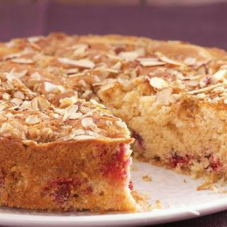 Cranberry-Almond Coffee Cake.