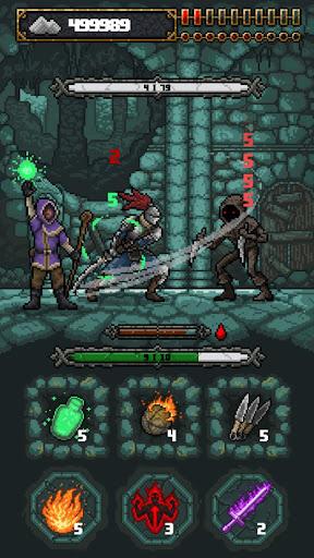 Tap Souls  captures d'écran 2
