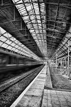 Photo: Pearse Street Station Dublin  +Monochrome 52 with +Shane Raynard & +Linda Villers