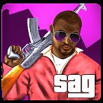 San Andreas American Gangster 3D 1.7
