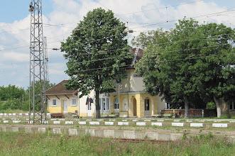 Photo: Day 88 - Old Buildings Alongside a Railway #2