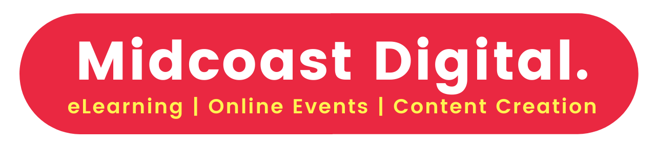Midcoast Digital Logo