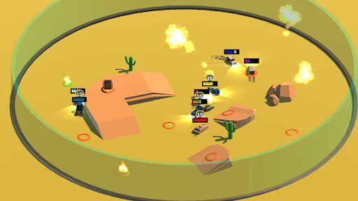 CARZ: Car Arena Rocket Zone | Demolition Derby screenshots 4