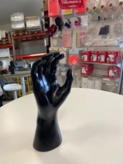 Beg skylthand H: 25cm