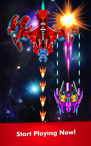 Galaxy Attack: Alien Shooter  gameplay | by HackJr.Pw 10
