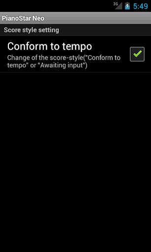 PianoStar Neo Lite screenshot 4