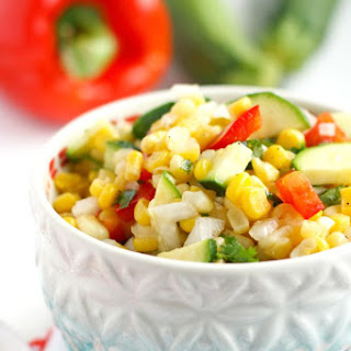 Picnic Corn Salad.