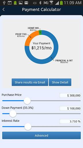 James Baker's Mortgage App