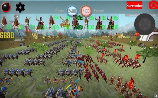 Roman Empire: Caesar Wars 1.3 screenshots 6