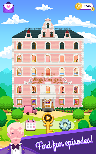Grand Word Hotel android2mod screenshots 3