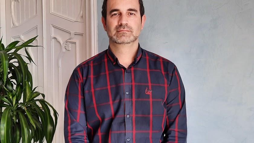 El alcalde de Carboneras, Jose Luis Amérigo.