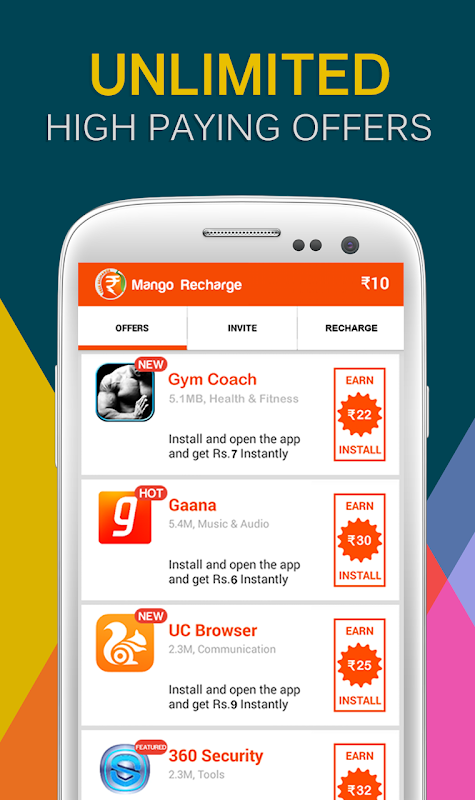 74+ Running Recharge Apk - ReCharge RC Apk Download Latest Version