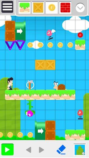 Mr Maker Run Level Editor  screenshots 1