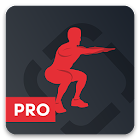 Runtastic Squats PRO Trainer icon