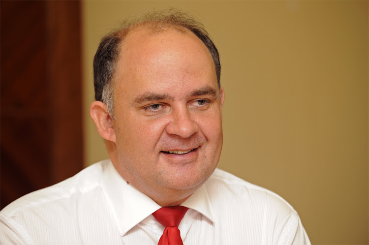MMI Holdings CEO Nicolaas Kruger. Picture: FINANCIAL MAIL