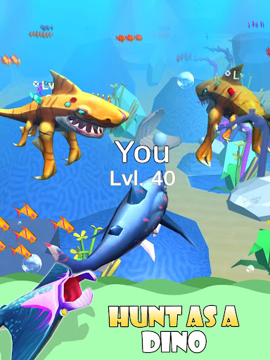 Dino Water World 3D modavailable screenshots 8