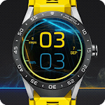 Sparking watch face Icon