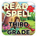 Read & Spell Game Third Grade icon