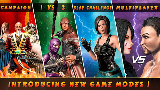 Real Superhero Kung Fu Fight - Karate New Games 3.35 screenshots 5