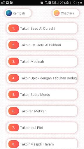 Gema Takbir Idul Fitri Mp3 ~ Lagu Lebaran ss2