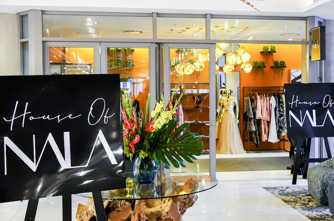 House of Nala concept store at The Leonardo in Sandton.