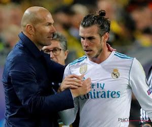 """Zidane sélectionne Bale et calme la presse espagnole : """" Le plus important est de se concentrer sur le football"""""""