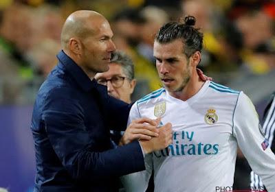 Zidane reprend tout le monde pour affronter la Juve